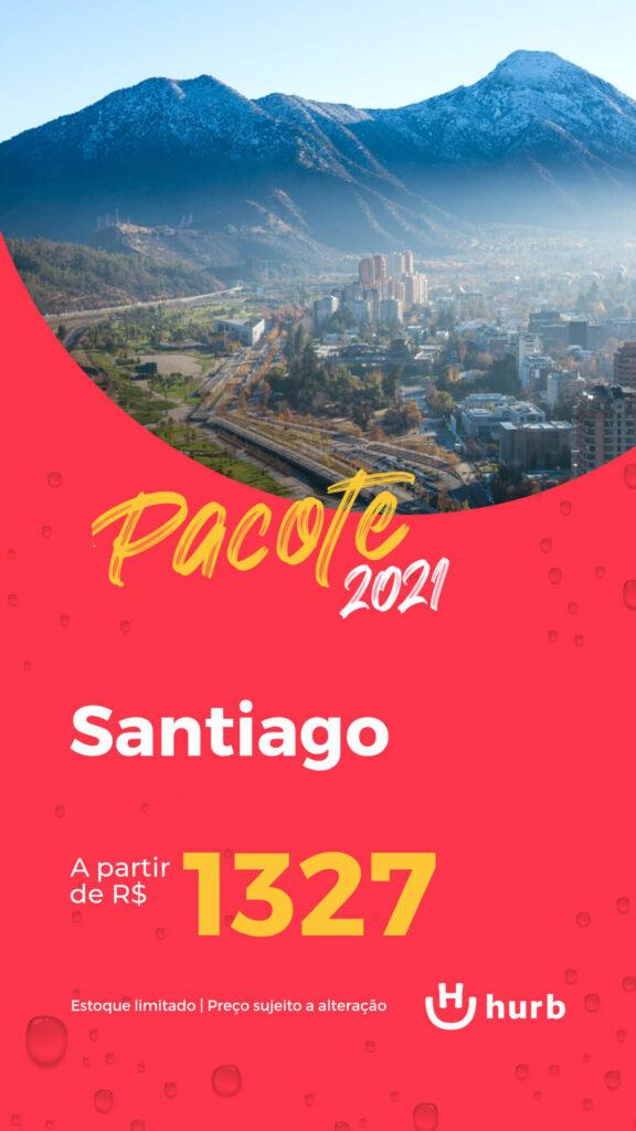 Pacote Santiago